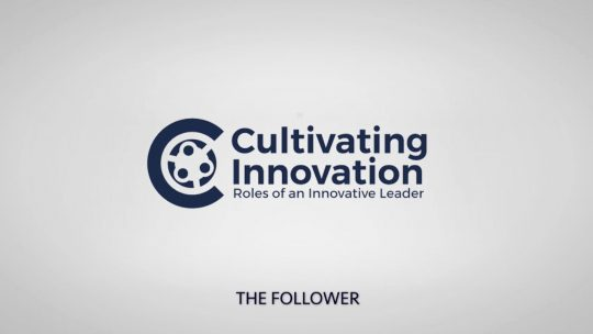 Innovative Leadership - Follower