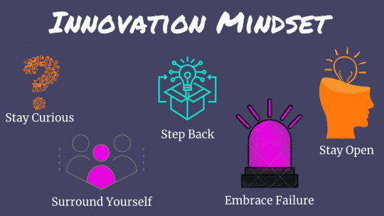 How to Cultivate an Innovation Mindset